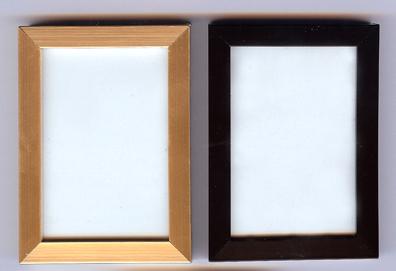 mini plastic wglass 3ea 2x3 image ss 1 34x2 58 gold 5 black 4 - Mini Gold Frames
